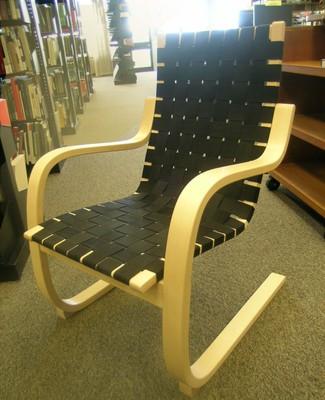 Aalto armchair 406