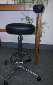 Propst perch stool