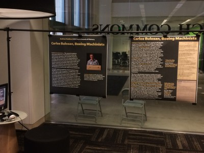 Labor Archives Exhibit