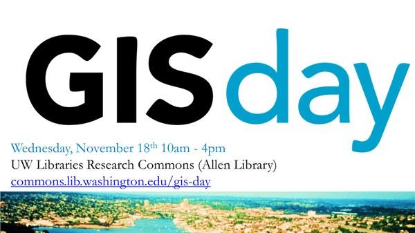 GIS Day 2015
