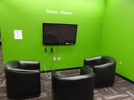 Green Alcove