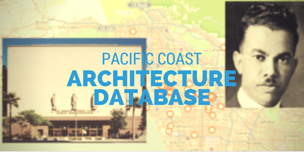 Pacific Coast Architecture Database