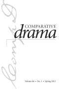 Comparative Drama