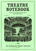 Theatre Notebook