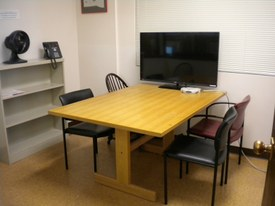 3F Study Room (inc monitor)