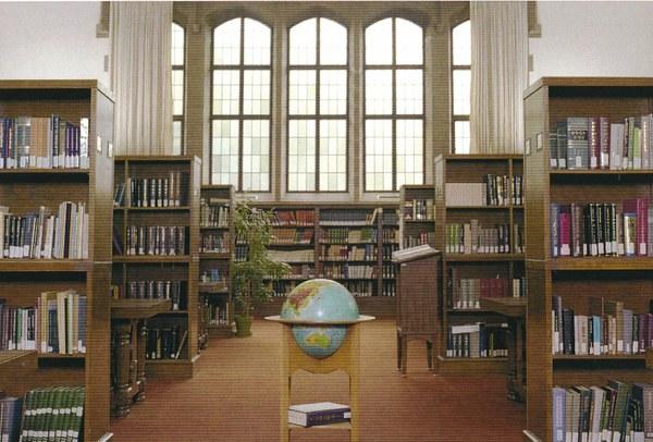 Reading Room 2011