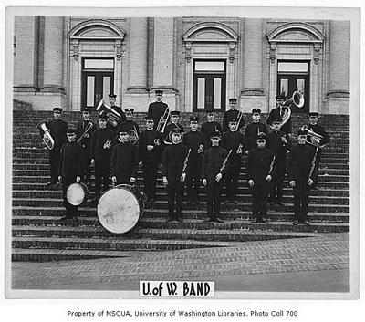 UW Band, 1915
