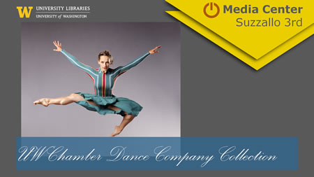 Chamber Dance Company Collection at the Media Center