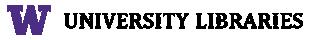 University of Washington Libraries logo