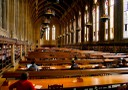 Reading Room in Suzzallo Library A