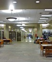 Reading Room Towards Allen Library-by Curtis Cronn