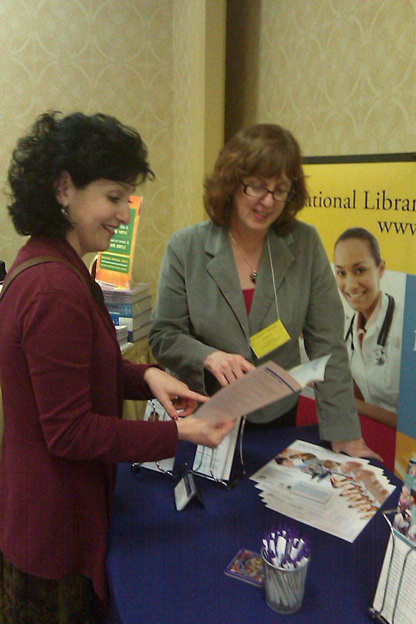 Regional Medical Library fair