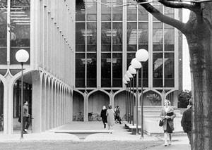 Suzzallo 1961-63 Addition