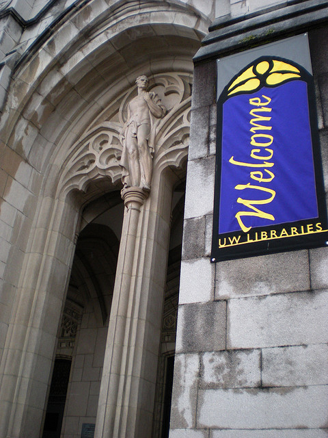 Suzzallo Entrance — UW Libraries