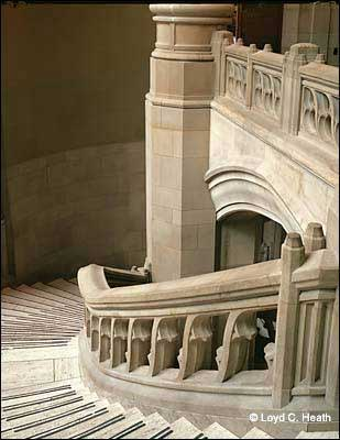 Suzzallo Grand Staircase