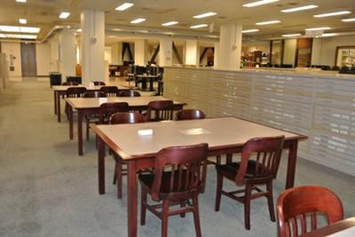 Suzzallo Ground Floor Study Area C