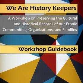 History Keepers Guidebook