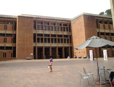 Odegaard Front Exterior