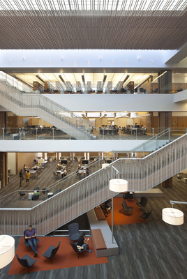 Odegaard Undergraduate Library & Learning Commons — UW ...