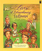 Book about lives of women