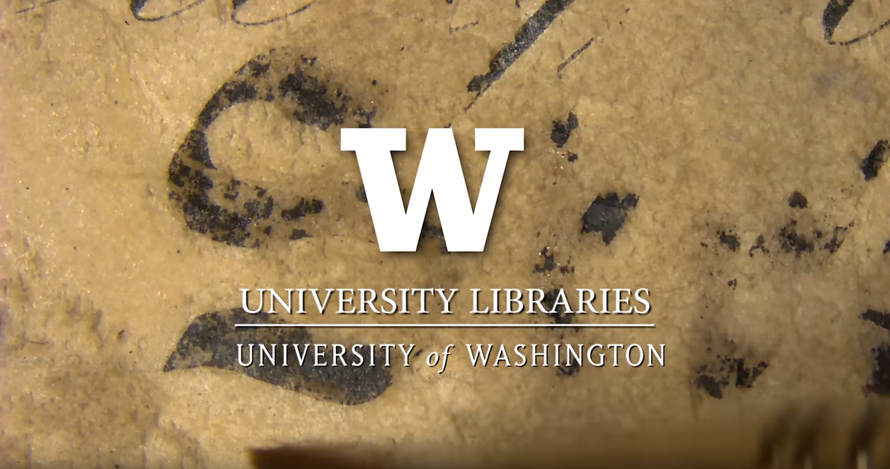 UW Libraries Conservation Center