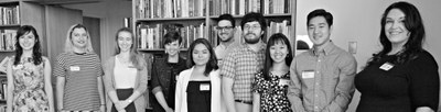 2016 Library Research for Undergraduates Awardees