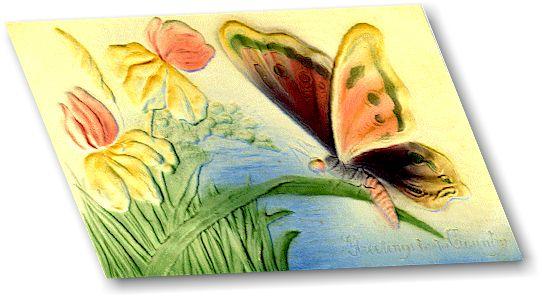 Postcard exhibit item