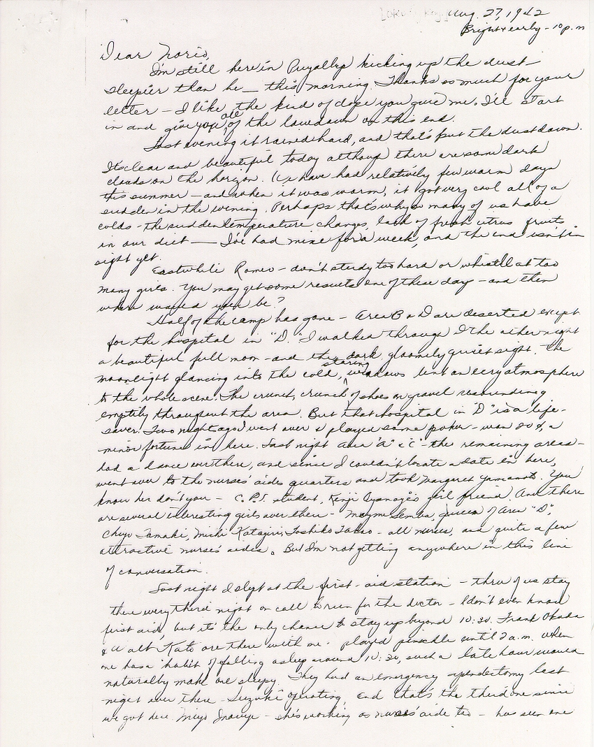 letter from kenji okuda to norio higano dated uw  page 1 letter from kenji okuda to norio higano dated 27