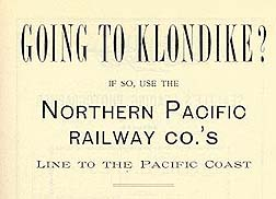 Ship and train advertisements