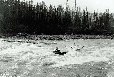 White Horse rapids