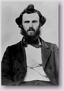 Born in Bureau County (Princeton), Illinois on June 6, 1839. He was the first President of the Territorial University of Washington and served from 1861 to 1863. He was a graduate of Franklin College in Ohio and was elected to the Washington State Senate. In later life he was a cattleman. He died in Buffalo, Wyoming on August 10, 1917 at the age of 78.