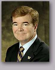 Mark Emmert, 2004-2010