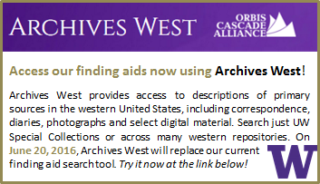 Archives West