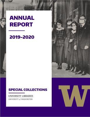 Special Collections Annual Report 2019-2020