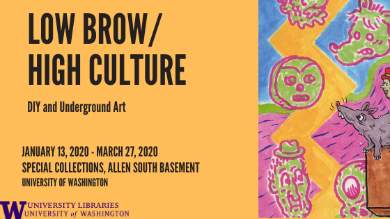 Low Brow/High Culture