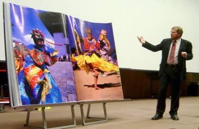 Bhutan book presentation